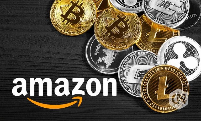 Amazon Registered Three Crypto-related Domain Names
