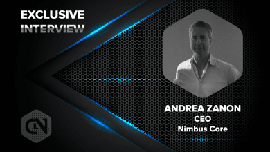 Photo of Nimbus Core's CEO Andrea Zanon Speaks Exclusively to CryptonewsZ