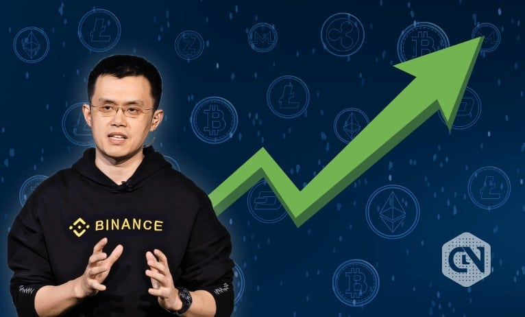 Binance CEO Dismisses Doubts About Future of Cryptocurrency