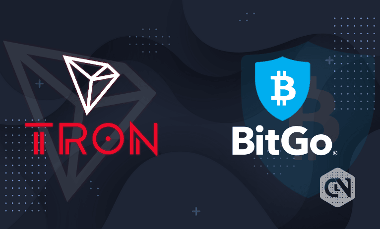 BitGo Announces the Launch of First Institutional-grade Wallet for TRX