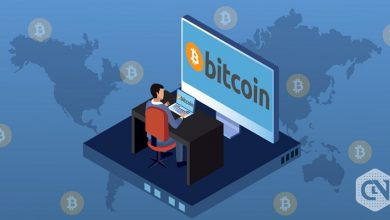 Photo of Bitcoin Trades Extempore; Tests Support Around $8,300