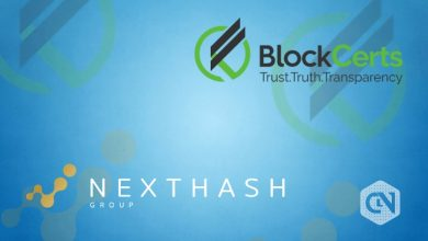 Photo of BlockCerts.com Joins Hands With NextHash to Provide Token-based Solutions