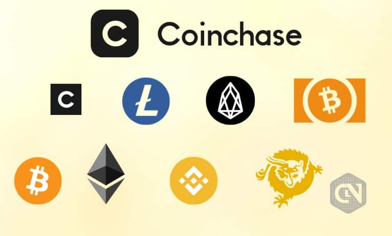 Cryptocurrency Exchange, Coinchase Introduced New Staking Services of 8 Crypto Coins