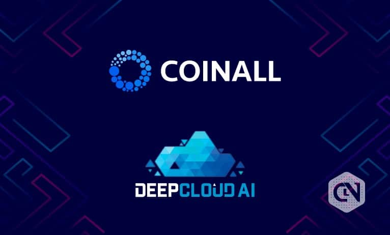 Photo of Crypto Exchange CoinAll Broadcasts News About Its DeepCloud (DEEP) Token Discount Sale