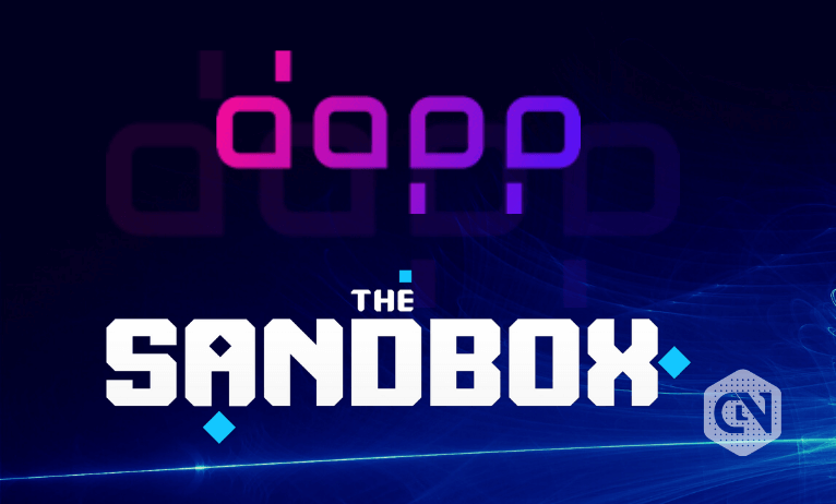 Dapp.com Joins Hands With The Sandbox to Boost Popularity of Blockchain Games