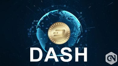 Photo of Dash (DASH) Indicates a Moderate Fall Over the Last 24 Hours