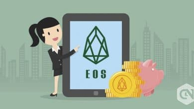 Photo of EOS Marks Moderate Fall Overnight; Now Trading Towards Support Area