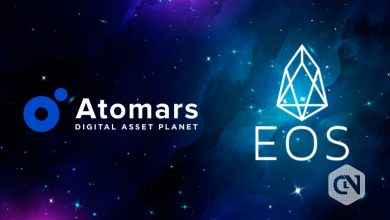 Photo of EOS Token Will Get Listed on Crypto Exchange Atomars on November 14, 2019