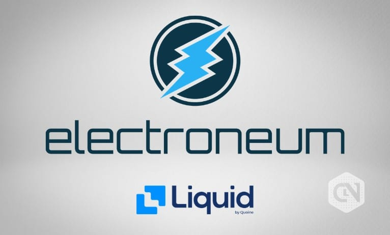 Liquid Trading Exchange Partners With Electroneum To Introduce ETN Trading Competition