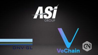 Photo of VeChain, ASI Group, and DNV GL Collaborate to Launch Blockchain Solution for Food Products and Beverages