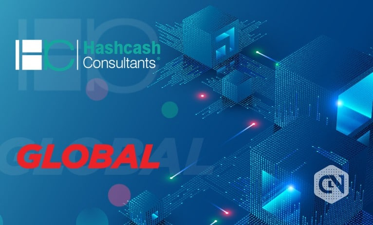 Global Insurance Company joins HashCash's HC Net for Blockchain Solutions