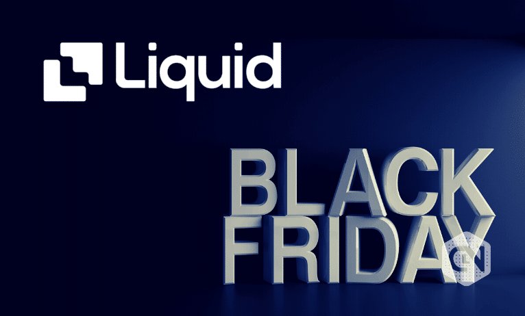 Liquid Offers Six Cryptocurrency Baskets as Black Friday Shopping Spree