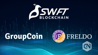 Photo of SWFT Blockchain Host a Freldo Token (FRECNX) Sale in the First GroupCoin