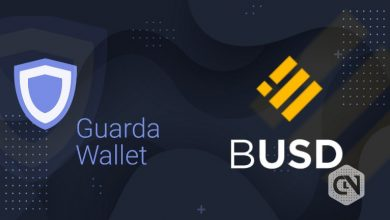 Photo of BUSD Stablecoin is Now available on All versions of Guarda Wallet
