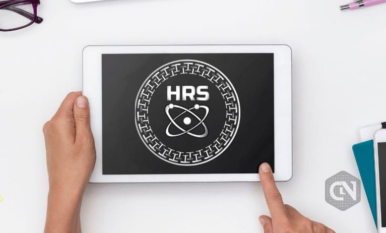 Hydrostandart team developed the third generation of digital currency - HRS
