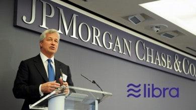 "Photo of JP Morgan CEO Jamie Dimon Remarks Libra ""could perchance per chance no longer ever happen"""