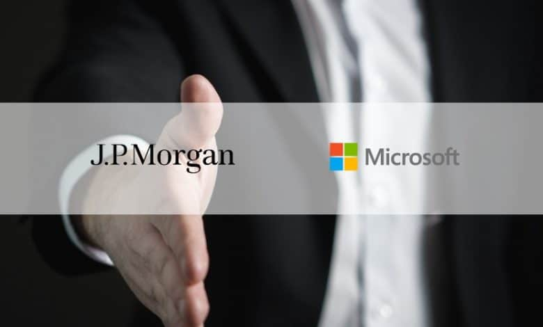 JP Morgan, Microsoft, Intel, and Others Collaborate to Set Up a Blockchain Alliance