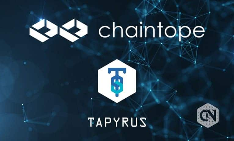 Blockchain Startup Chaintope Unveils Public Blockchain Solution Tapyrus for Solving Governance Issues