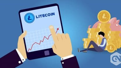 Photo of Litecoin (LTC) Receives a Pat on the Back, Shoots by 4.92% Overnight