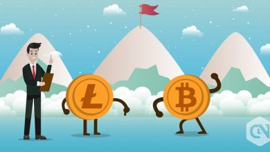 Photo of Bitcoin and Litecoin Slide, With Latter Facing High Volatility