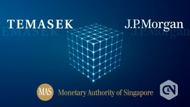 Photo of Singapore's MAS Teams Up With J.P. Morgan and Temasek for Blockchain Project