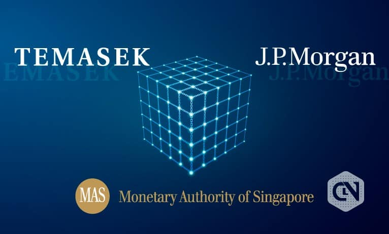 Singapore's MAS Teams Up With J.P. Morgan and Temasek for Blockchain Project
