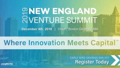 Photo of The New England Venture Summit Will Be Held on December 4, 2019