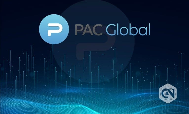 PAC GLOBAL LAUNCHES FIRST-OF-ITS-KIND BLOCKCHAIN