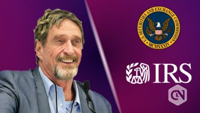 Photo of SEC and IRS Termed the Creation of Anonymous and Restricted DEX Wrong, Says John McAfee