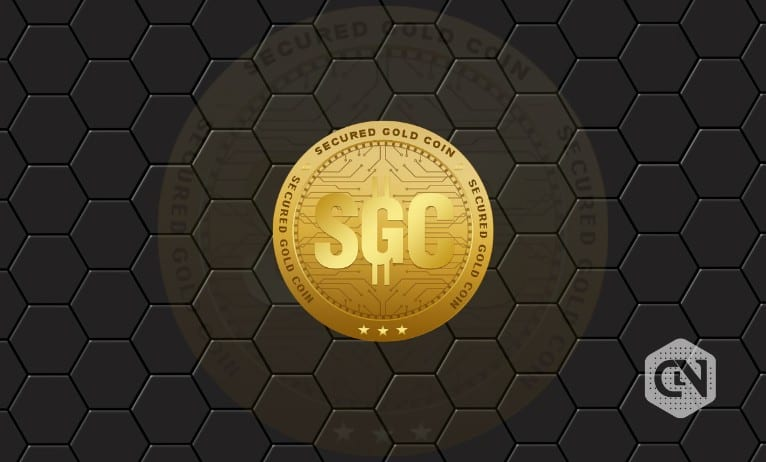 Secured Gold Coin Pty Ltd develops Secured Gold Coin (SGC coin)