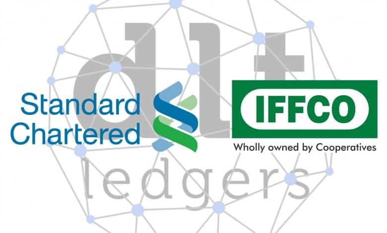 Standard Chartered & IFFCO Completed Palm Oil Trade Using Dltledgers Platform (1)