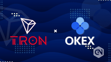 "Photo of TRON and OKEx Announce ""Merry Giveaway"" Program"