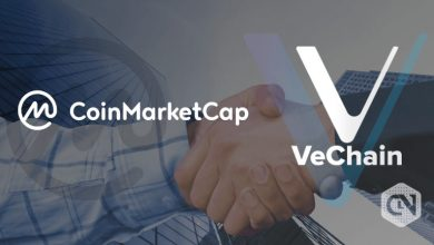 Photo of VeChain attended TheCapital and partnered with CoinMarketCap