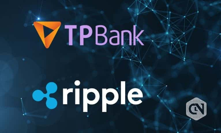 Vietnam TPBank joins Ripple payments network to successfully apply international money transfer via blockchain