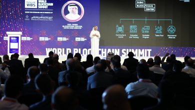 "Photo of ""UAE Can Become the Next Wall Street,"" Says Nick Spanos at World Blockchain Summit in Dubai"