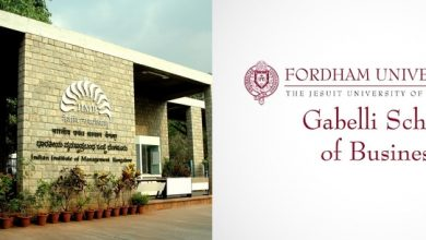 Photo of IIMB Partners with Gabelli School of Business for Launching an Executive Education Program