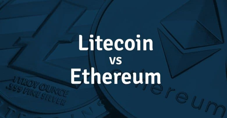 Litecoin vs Ethereum