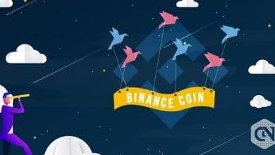Photo of Binance Coin Remains Inclined to the Lower Price of the Trading Range at $14.6
