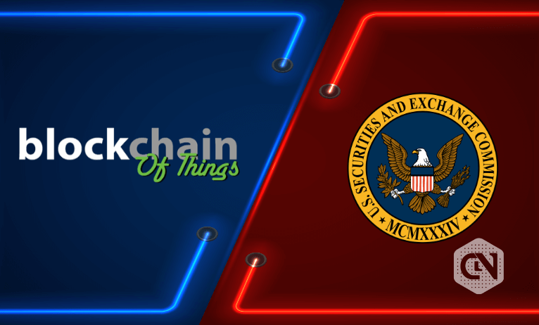 SEC Charges Startup BCOT for Conducting Unregistered ICO