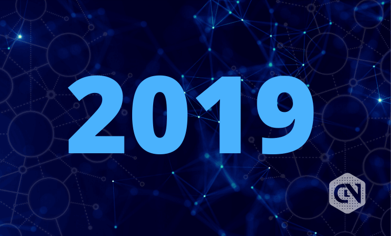 2019: An Important Year for Blockchain Technology Adoption
