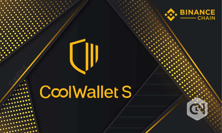 CoolBitX Collaborates With Binance Chain to Launch Special Edition of Coolwallet S
