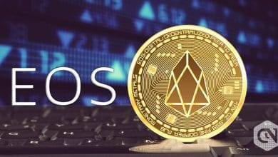 Photo of EOS Price Steps Down Over a Day; Yet to Sustain the Rebound