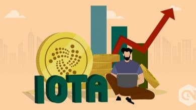 Photo of IOTA (MIOTA) Starts the Week with a Budge; Gains 1.06% Overnight