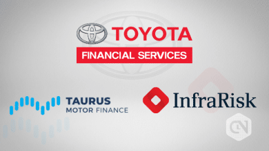 Photo of InfraRisk Makes New Associations With Toyota Finance and Taurus Motor Finance