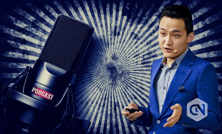Justin Sun Speaks on Crypto-Blockchain in Podcast With Abra CEO Bill Barhydt