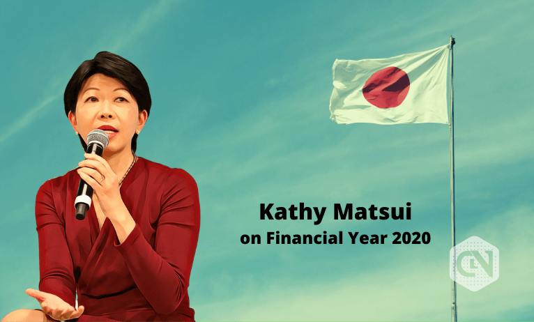 Goldman Sachs's Kathy Says Japan's Stimulus Package May Payoff