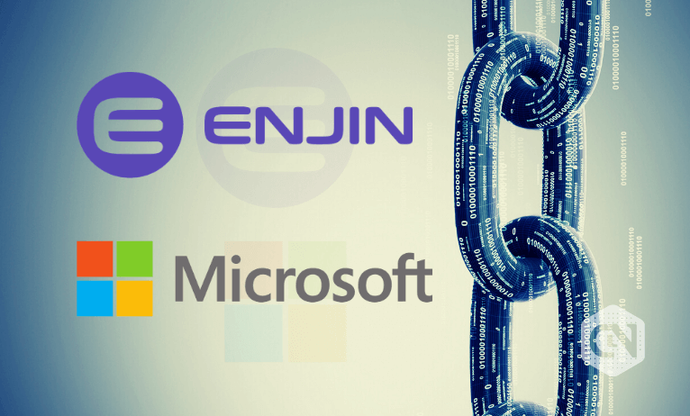 Microsoft Partners With Enjin for a Reward Scheme for Azure Community Members