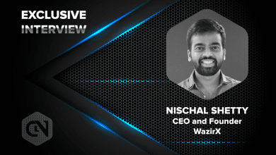 Photo of WazirX's Founder and CEO Nischal Shetty Speaks Exclusively to CryptoNewsZ