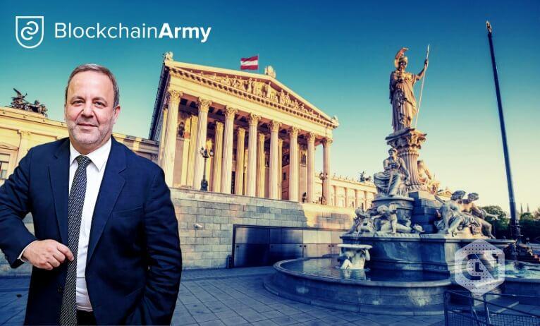 Austrian Parliament Bestows Head Erol User