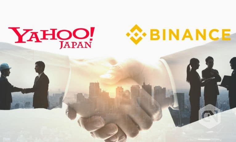 Binance Partners With Two Subsidiaries of Yahoo Japan